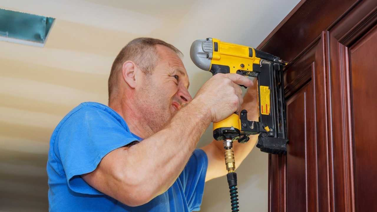 best nail gun for building furniture